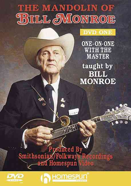 MANDOLIN OF BILL MONROE BY MONROE,BILL (DVD)
