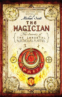 The Magician By Scott, Michael